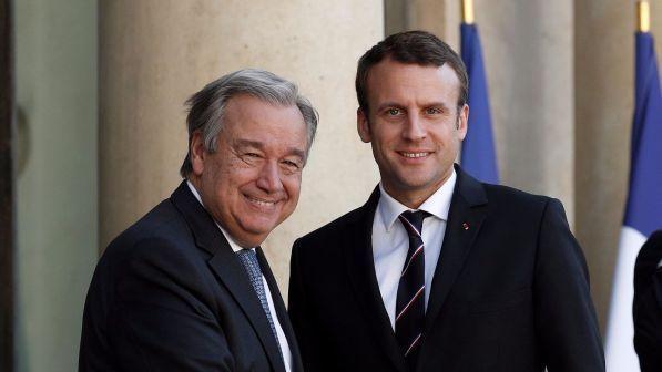 Macron a Europaaberta