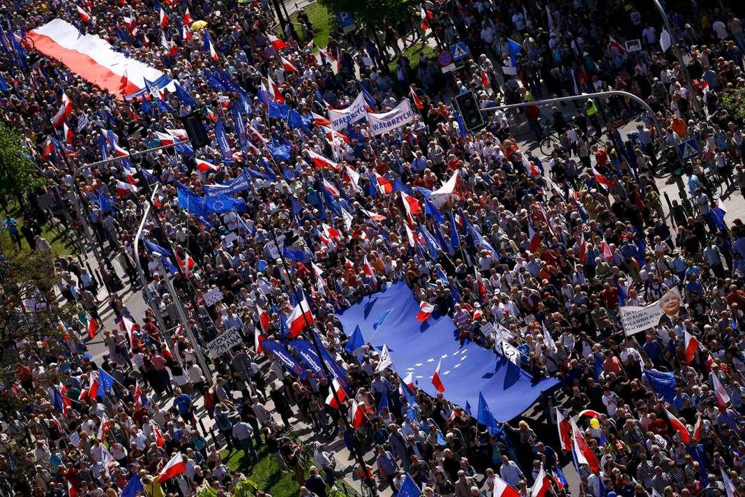 Polónia: Os fantasmas da Europaintegrista